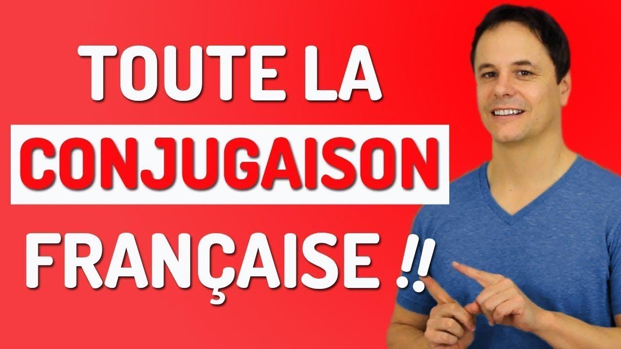 La Conjugaison Francaise Francais Avec Pierre