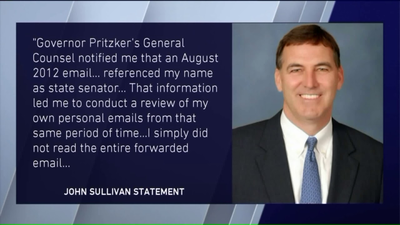 Pritzker`s Dept. of Agriculture director out following email scandal