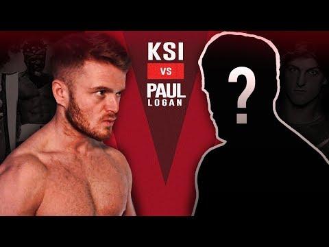 IM FIGHTING ON THE KSI VS LOGAN PAUL UNDERCARD