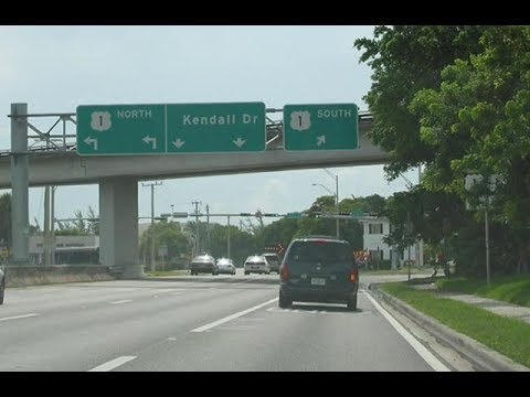 Turnpike South to Kendall Drive (Miami) | Mari