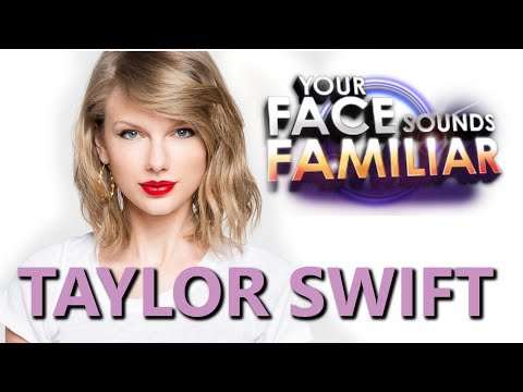 Taylor Swift From All Over The World - Shake it Off | YOUR FACE SOUNDS FAMILIAR