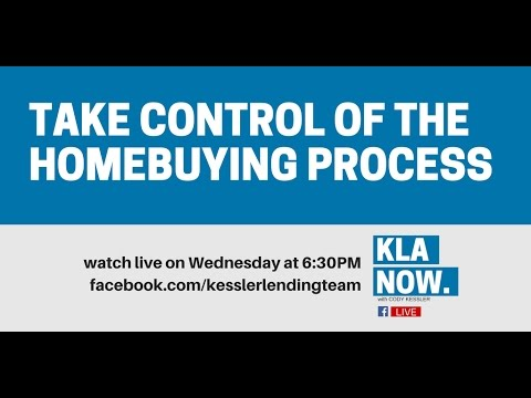KLA NOW Take Control Of The Homebuying Process