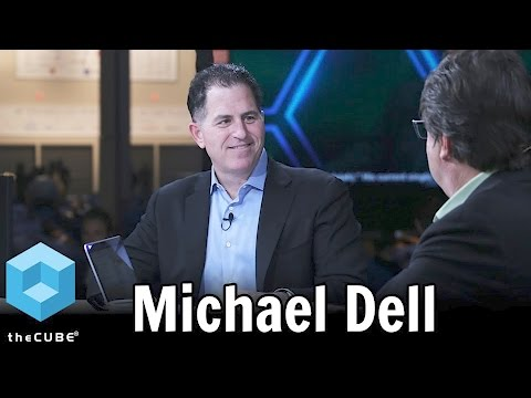Michael Dell, Dell Technologies | Dell EMC World 2017