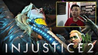 Injustice 2 - Shattered Alliances Trailer Part 5! [REACTION]