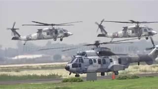 No lo creerás; México una gran y moderna flota de helicópteros