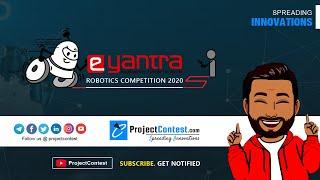 E-Yantra Robotics Competition 2020-21 I IIT Bombay I ProjectContest