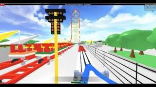 Roblox Top Thrill Dragster - Race for the Sky! (TTD)