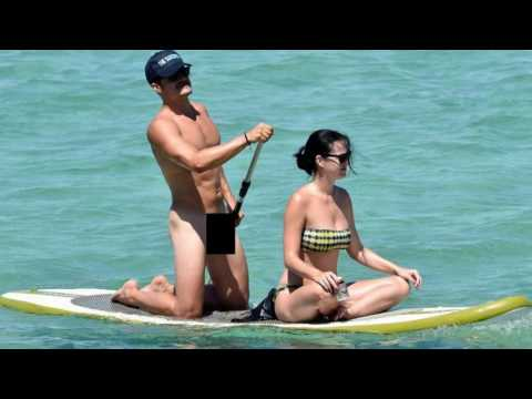 Orlando Bloom Nude Pictures With Katy Perry
