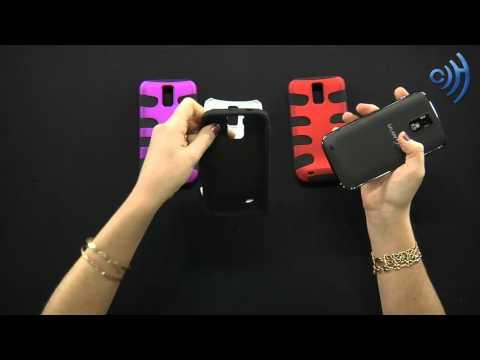 Samsung Galaxy S II Fishbone Case