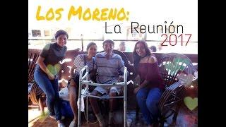 Familia Moreno: La Reunion 2017 / Vlog / Chorrera, Panamá