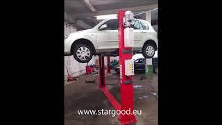 Dvojstĺpový zdvihák | www.stargood.eu