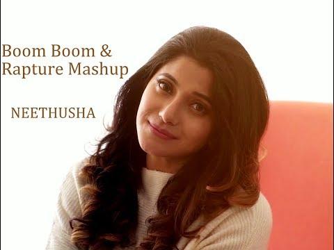 Nazia Hassan & Biddu Boom Boom | Nadia Ali Rapture | Neethusha Mashup Cover