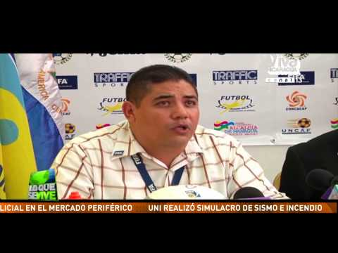 Selección de Fútbol se prepara para enfrentar a Surinam el 7 de Junio