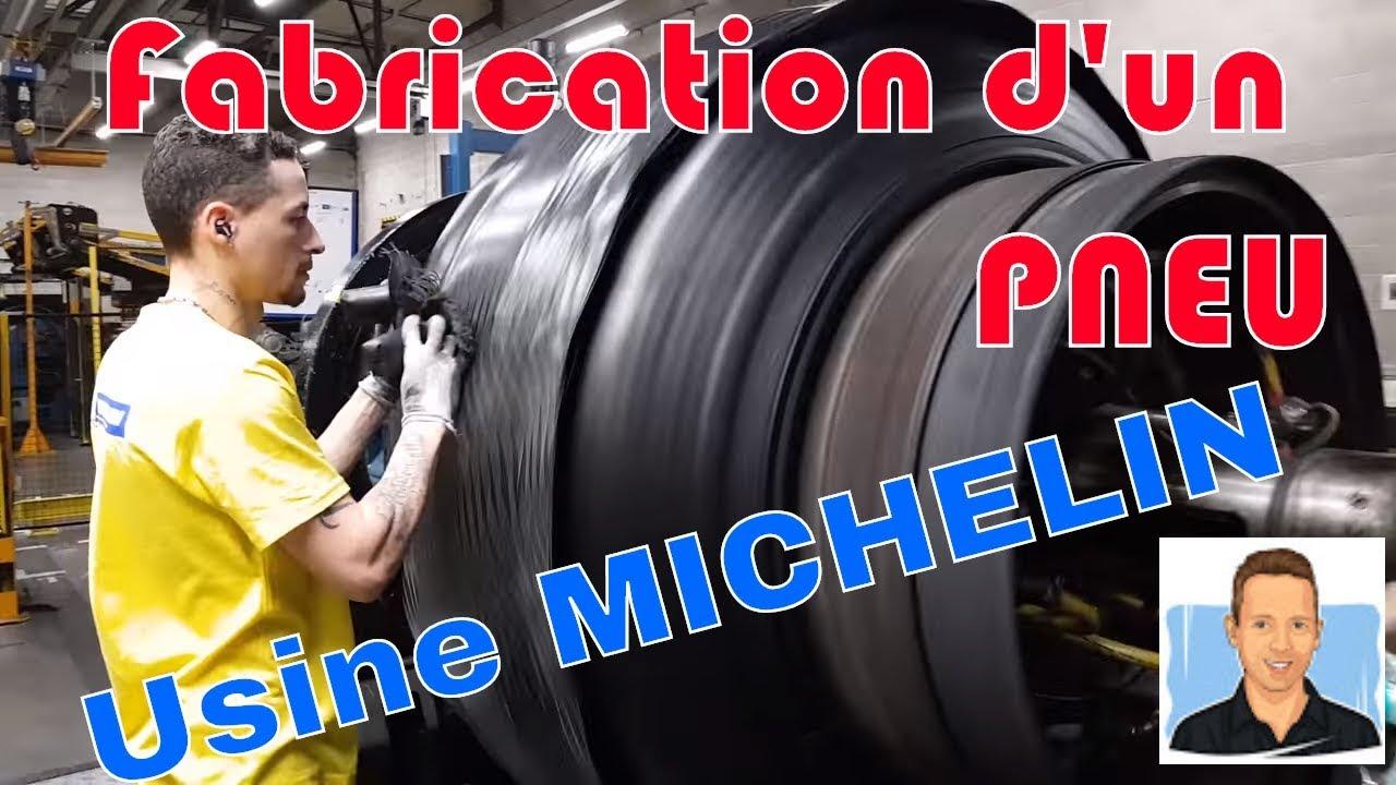 visite de l 39 usine michelin de troyes fabrication d 39 un pneu agricole youtube. Black Bedroom Furniture Sets. Home Design Ideas