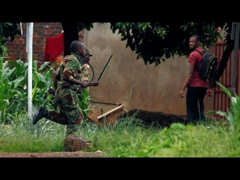 No More Army Uniform in Public, Zim Army in Massive Cover Up