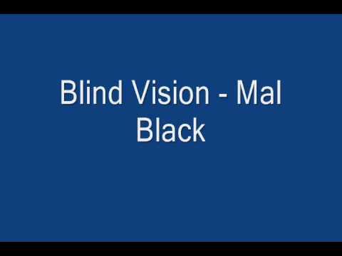 blind vision mal black