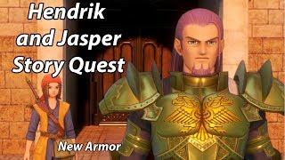 Hendrik und Jasper Bonus-Story-Quest - Dragon Quest XI S