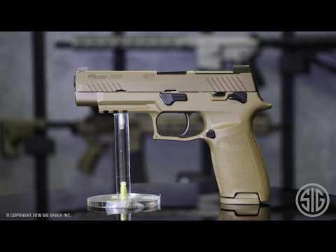 Sig P320 M17 9mm Pistol (No Manual Safety) 320F-9-M17