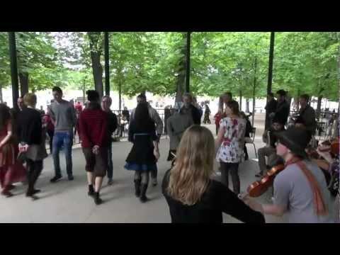 Ethno France 2012 - French dance - Bourrée à deux temps