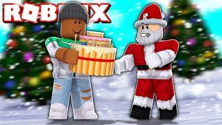 OPENING MY OWN BAKERY IN ROBLOX! (Christmas 2018 Update)