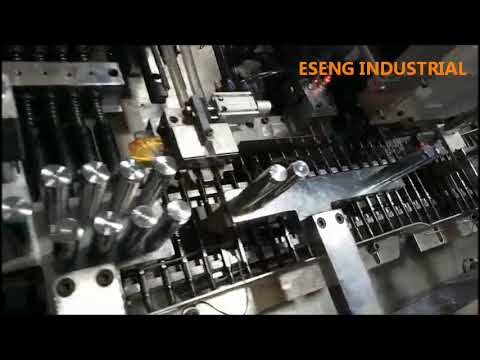 BALL PEN ASSEMBLY MACHINE FROM ESENG    STATIONERY PRODUCTION  MACHINE