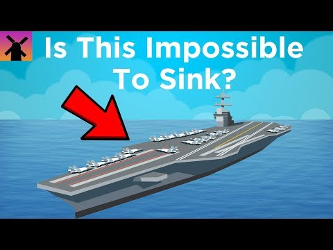 Why It Might Be Impossible to Sink This $13 Billion Ship