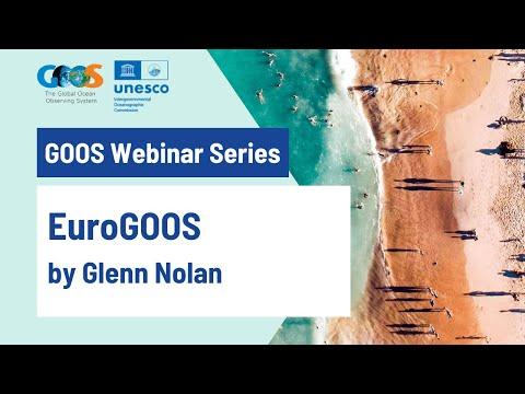 GOOS Web Series EUROGOOS by Glenn Nolan