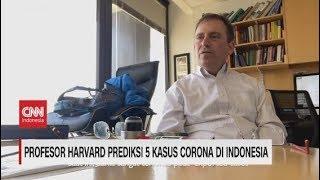 Riset Peneliti dari Universitas Harvard tentang Penyebaran Virus Corona