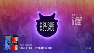 Future Pop | 5 Construction Kits, 128 Serum Presets & 3.0+ GBs