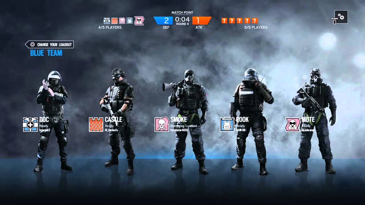 how to play multiplayer in rainbow six siege