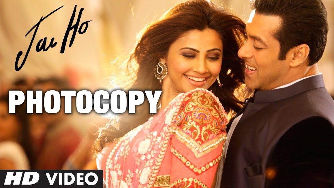 photocopy jai ho video song salman khan daisy shah tabu youtube