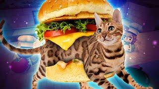 CAT BURGERS - Overcooked