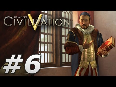 Civ 5: The Netherlands - Beggar of the Sea (Part 6)