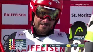 St Moritz 2017 Mens Downhill