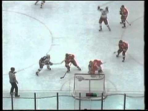1994 winter olympic USA  V Canada penalty shots