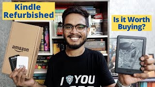Kindle (10th Gen) Certified Refurbished | Unboxing & Setup | Amazon India
