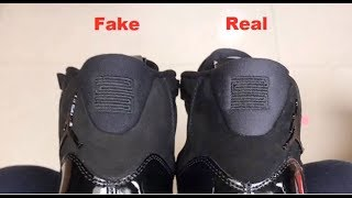 Jordan 11 Prom Night/Cap and Gown REAL vs FAKE, Replica, Unauthorized (Dhgate, iOffer, Taobao)