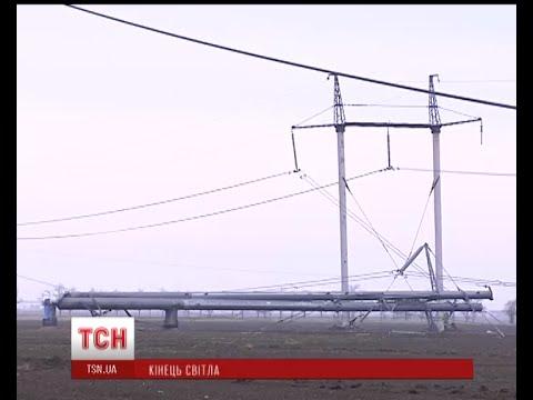 Кримчани можуть зустріти Новий рік без світла