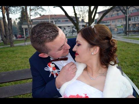 Svadba Belma i Semir  (1) dio HD Lukavac-Bikodže-Turija 10-12-2016 Asim Snimatelj.