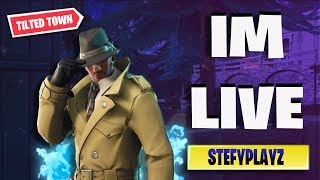 Fortnite Season X | NEW TILTED TOWN! | $10 PSN/XBOX/STEAM CARD GIVEAWAY @500 SUBS!