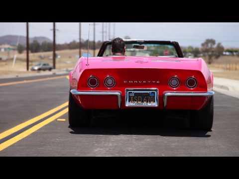 Doug's Headers C3 Corvette Side Mount Headers Sound Test