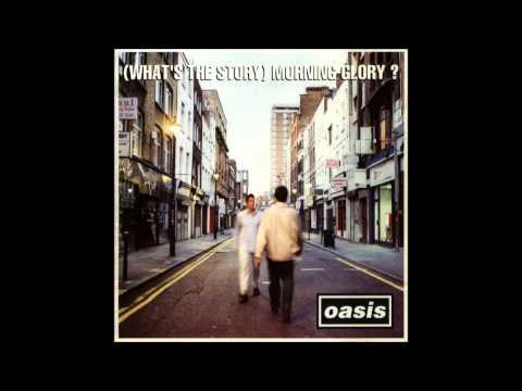 Oasis - Morning Glory (lyrics)