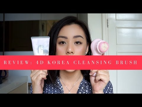 REVIEW: 4D Korea Cleansing Brush (Bahasa Indonesia)   Ludovica Jessica