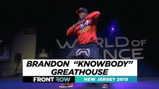 "Brandon ""Knowbody"" Greathouse 