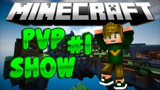 PvP Show #1 MinecraftOnly HungerGames