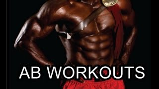 WORKOUT - HOW TO GET SIX PACK ABS