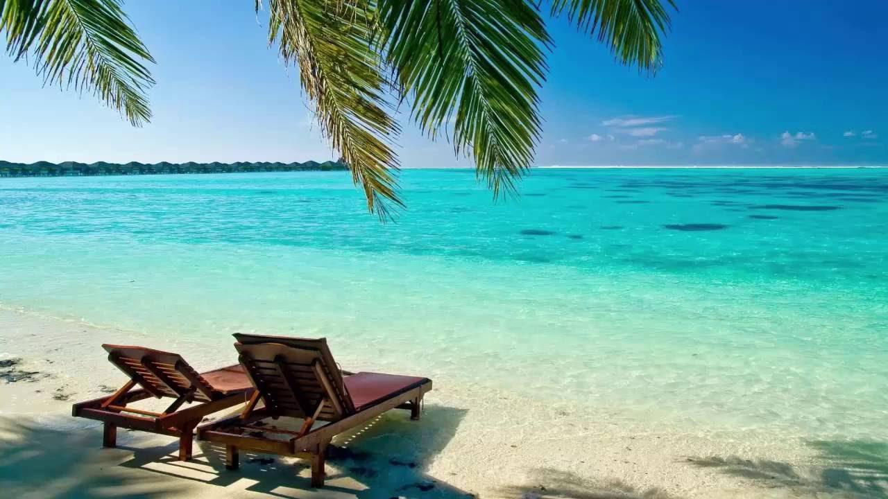 Tropical Island Beach Ambience Sound: เพลงชิวๆ นั่งริมทะเล