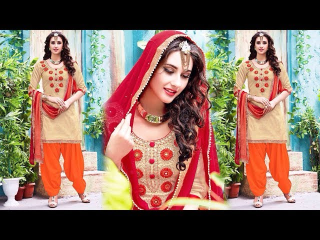image of Punjabi Suits youtube playlist