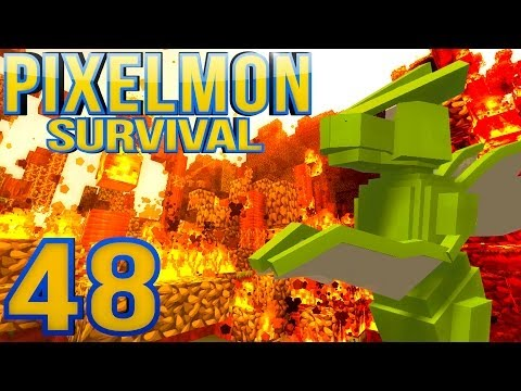 Minecraft Pixelmon [Season 2: Part 48] - Some want to watch the World Burn
