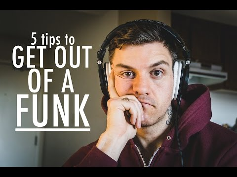 Having a Bad Week? | 5 TIPS TO GET OUT OF A FUNK - #DunnaVlog 15